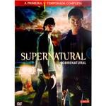 Box DVD Coleção Supernatural: Sobrenatural - 1ª Temporada (6 DVDs)
