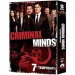 Box DVD Criminal Minds - 7ª Temporada (6 DVDs)