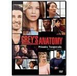 Coleção Grey''s Anatomy - 1ª Temporada (Duplo)