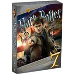 Box DVD - Harry Potter e as Relíquias da Morte - Partes 1 e 2 - Edição Definitiva - Ano 7 (6 Discos)