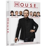 Box DVD House - 8ª Temporada (6 DVDs)