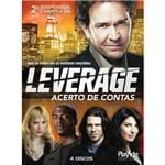 BOX DVD Leverage: 2ª Temporada (4 Discos)
