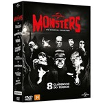 Box DVD - Monsters The Essential Collection