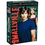Box DVD - Smallville - 4ª Temporada (6 Discos)
