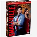 Box: DVD Smallville - a 8ª Temporada Completa - 6 DVDs