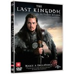 Box DVD The Last Kingdom - o Último Reino - 1ª Temporada