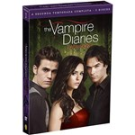 Box DVD The Vampire Diaries: 2ª Temporada - (5 DVDs)