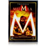Box DVD Trilogia a Múmia - (3 DVDs)
