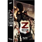 Box Dvd Z Nation - 1 Temporada - 4 Discos