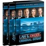 Box Lei & Ordem: Criminal Intent 1ª Temporada