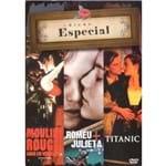 Box Moulin Rouge Amor em Vermelho - Romeu e Julieta - Titani (rgm)