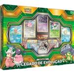 Box Pokemon Legado de Evolução - Copag
