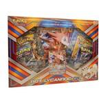 Box Pokémon Lycanroc Gx