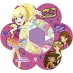 Box Polly Pocket - 6 Livros Cartonados