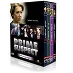 Box Prime Suspect 1ª e 2ª Temporadas (4 DVDs)