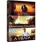 Box Prova de Fogo (3 DVDs)