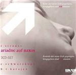 Box Richard Strauss - Ariadne Auf Naxos (Digipack / 3CDs) (Importado)