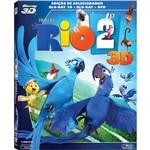 Box - Rio 2 Edição de Colecionador (Blu-ray 3D + Blu-ray + DVD)