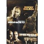 Box Rocky Balboa - Duro de Matar 4.0 - Prision Break (rgm)