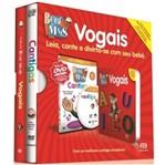 Box Vogais - Leia, Cante e Divirta-Se com Seu Bebê