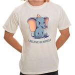 BR - Camiseta I Believe In Myself - Masculina - P
