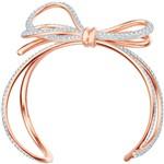 Bracelete Lifelong Bow, Branco, Mix de Banhos