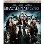 Branca de Neve e o Caçador - Blu Ray Filme Ação