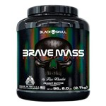 Brave Mass 2,7kg Chocolate - Black Skull