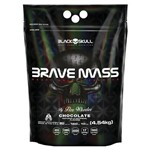 Brave Mass - Refil 4,5kg - Black Skull - Sabor Chocolate