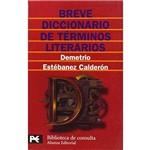 Breve Diccionario de Terminos Literarios