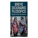 Breve Dicionário Filosófico | SJO Artigos Religiosos
