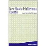 Breve Historia de La Literatura Española (Bolsillo Octaedro)