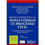 Breves Comentários ao Novo Código de Processo Civil
