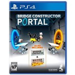 Bridge Constructor Portal - Ps4
