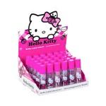 Brilho Labial Infantil Glitter Hello Kit Display C/ 30
