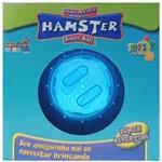Brinquedo American Pets Globo para Exercício de Hamster Médio - Azul