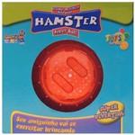 Brinquedo American Pets Globo para Exercício de Hamster Médio - Vermelho