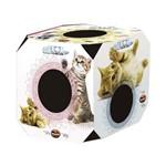 Brinquedo Arranhador para Gatos Furacão Pet Cat Box 36,5x36,5Cm