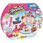 Brinquedo Beados Shopkins Atividades Sorveteria Br575 - Multikids