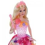 Brinquedo Boneca Mattel Barbie e o Portal Secreto - Princesa
