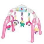 Brinquedo Calesita Baby Gym Rosa/Lilas Ref. 918