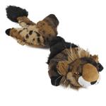 Brinquedo Chalesco Jungle Safari Adventure Leão Soft para Cães Único