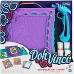 Brinquedo Conjunto DohVinci Estúdio de Arte - Hasbro