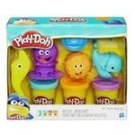 Brinquedo Conjunto Play- Doh Fundo do Mar Hasbro - B1378