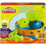 Brinquedo Conjunto Play-Doh Plus Fábrica Gira-Gira - Hasbro