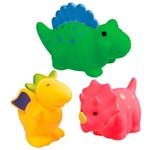 Brinquedo de Banho - Dinossauros Coloridos - Girotondo Baby