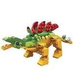 Brinquedo Dinossauro Estegossauro 128 Peças 6860 - Banbao