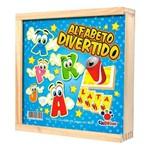 Brinquedo Educativo Alfabeto Divertido 1142 Ciabrink