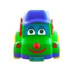 Brinquedo Educativo Carro Doceria Animada Calesita Verde