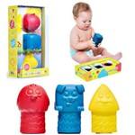 Brinquedo Figuras de Encaixe Encaixadinhos - Toyster 2453